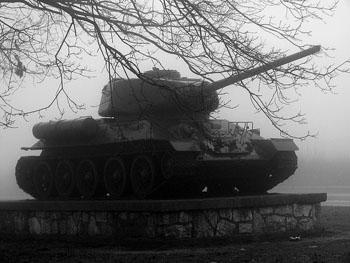 Dargov tank by Milos