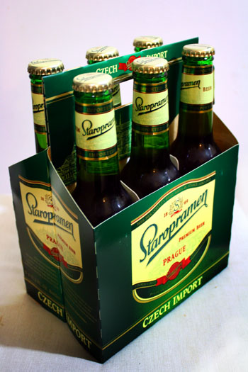 Staropramen Six Pack