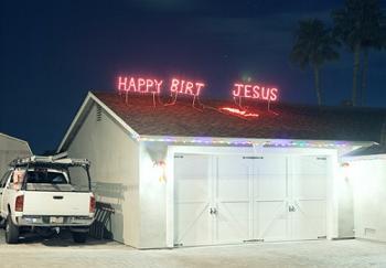 Jesse Rieser - Happy Birt Jesus