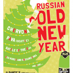 """Russian Old New Year 2012. Party!"" on Friday the 13th Promises a Party"