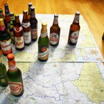The Beer Map of Central Europe