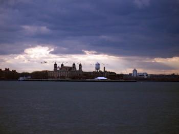 Ellis Island welcomes you, immigrant