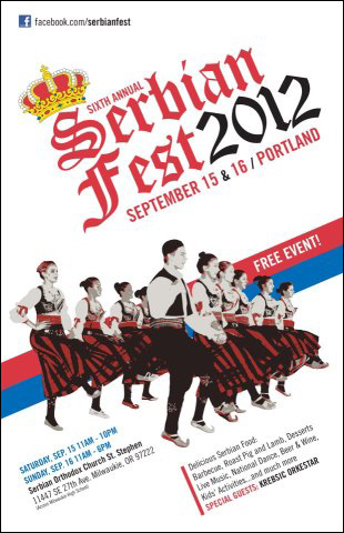 Central European Events in Portland, Oregon, in September