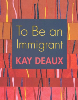 To Be An Immigrant - Cover